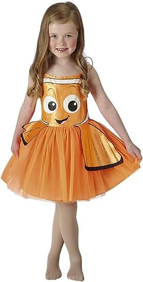 Hasbro-Buscando a Nemo - Disfraz Nemo Tutu Classic, talla S (RUBIS ...