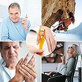 2 Pcs Finger Roller Massager and 5 Pcs Acupressure
