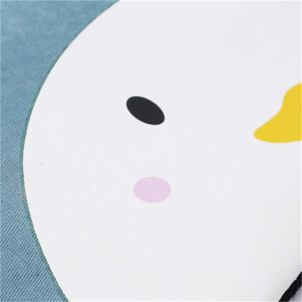 LZIYAN Cartoon Sleep Eye Mask Cute Animal Pattern Eye Mask Blindfold Eye Patch Sleeping Eyeshade Travel Shade Cover,Chick by LZIYAN (Image #5)