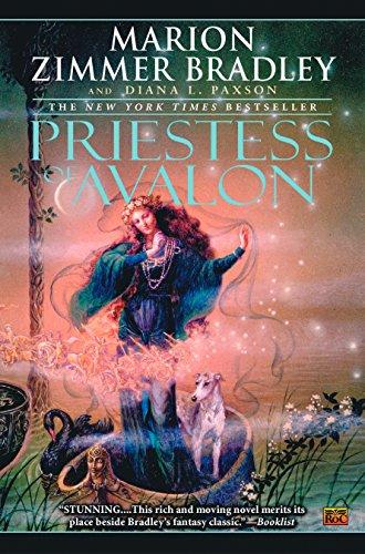 Priestess of Avalon by Ace
