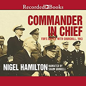 Commander in Chief Audiobook