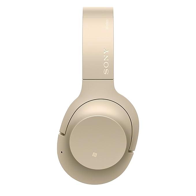 h.ear on 2 Wireless NC WH-H900N Pale Goldの写真03。おしゃれなヘッドホンをおすすめ-HEADMAN(ヘッドマン)-