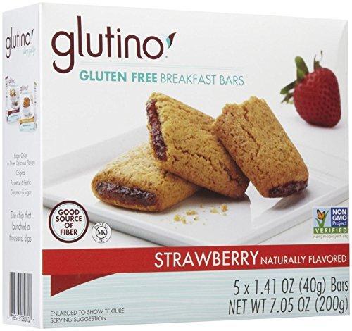 glutino breakfast bars - 8