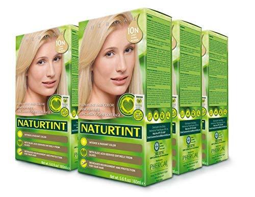 Naturtint, Permanent Hair Color - 10N Light Dawn