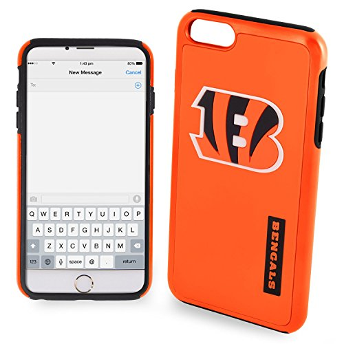 Forever Collectibles - Licensed NFL Cell Phone Case for Apple iPhone 6 Plus / 6s Plus 5.5