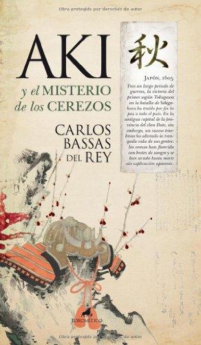 Descargar Libro Aki Y El Misterio De Los Cerezos María Calvo