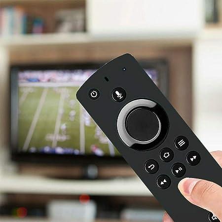 GCDN Mando a Distancia/Cubierta para Fire TV Stick 4K, Soporte de Silicona Protector Ligero [Antideslizante] Funda Protectora de Control Remoto a Prueba de Golpes: Amazon.es: Hogar