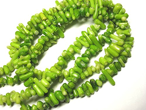 (5strands multicolor Cora beads 6-20mm chips bamboo coral beads spikes sharp horn freeform bamboo red white green oranger jewelry beads chain necklace gemstone loose)