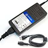 T-Power Ac dc adapter for 24V 5A Effinet EFL-2202W FY2405000 LCD Monitor (4 pin Tip) Replacement Switching Power Supply Cord Charger