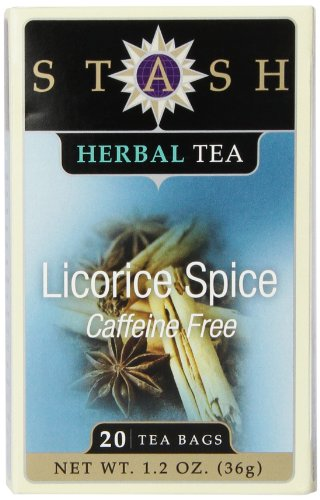 Stash Tea Spicy Licorice Tea - 20 ct