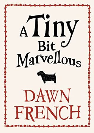 book cover of A Tiny Bit Marvellous