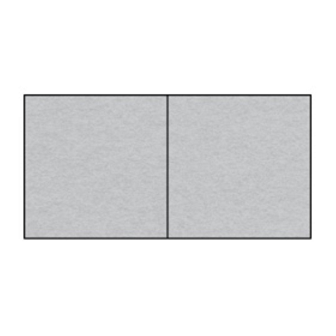 Rössler Papier - - Paperado-Karte 157x157 hd-pl, Silber Silber Silber - Liefermenge  25 Stück B07CX7YWJL   Ausgewählte Materialien  4abb68