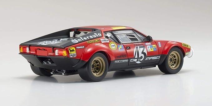 Kyosho De Tomaso Pantera #43 Le Mans 1975 1//18