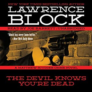 The Devil Knows You're Dead Audiobook