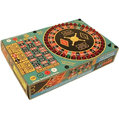Elenco Digital Roulette Kit | Lead Free Solder | Great STEM Project | SOLDERING REQUIRED: Toys & Games