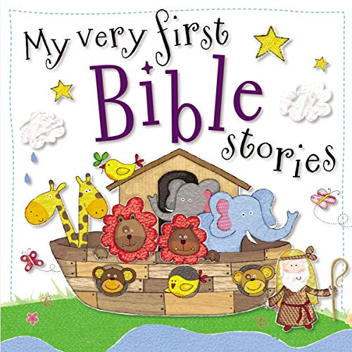 My Very First Bible Stories (The Very First Bible In The World)