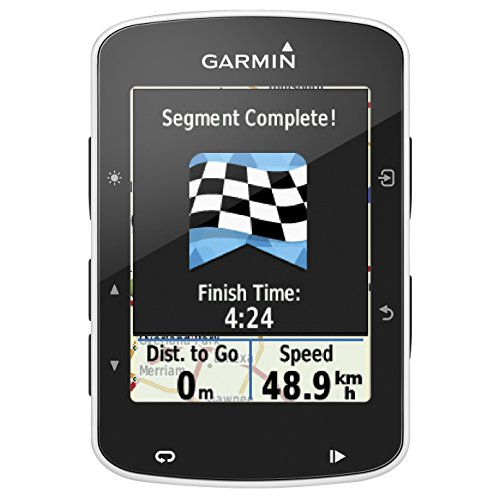 Garmin Edge 520 GPS Cycling Computer 010-01368-00 and Garmin Bike Speed Sensor and Cadence Sensor 010-12104-00 Bundle by Garmin (Image #2)