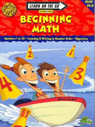 Beginning Math: Grade Pk-k (Learn on the Go) pdf epub