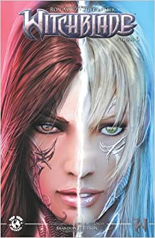 Book Witchblade Volume 6