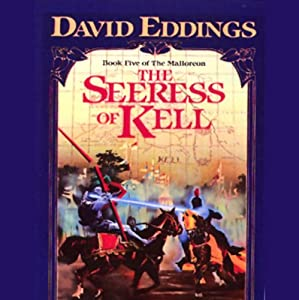 The Seeress of Kell Audiobook