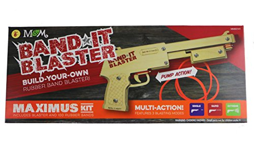 M & M Sales Enterprises Maximus Blaster Bandit, Tan
