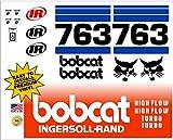 763 style A decal sticker kit fits bobcat