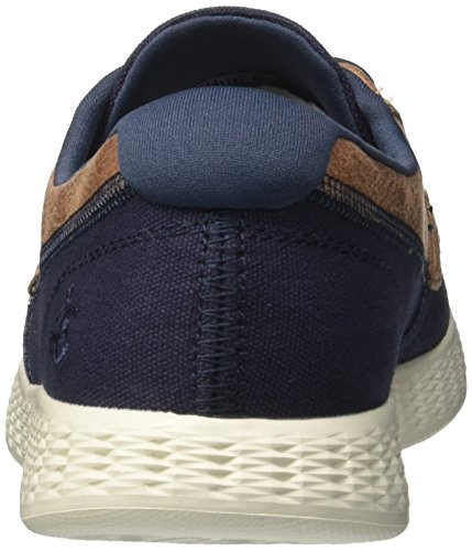da Barca Uomo On Blu Seas Go High Navy Glide Scarpe The Skechers 08qwgq