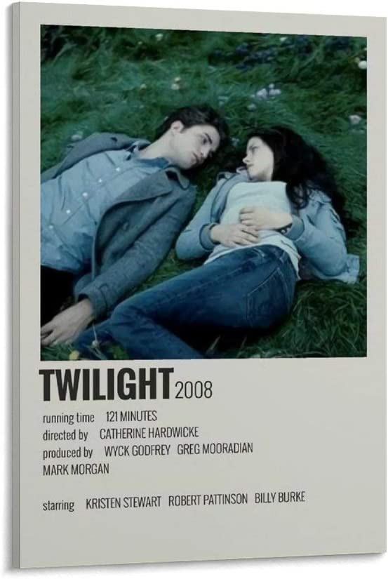 YELIU The Max 88% OFF 90s Posters Max 59% OFF for Room Poster Twilight Aesthetic P Movie