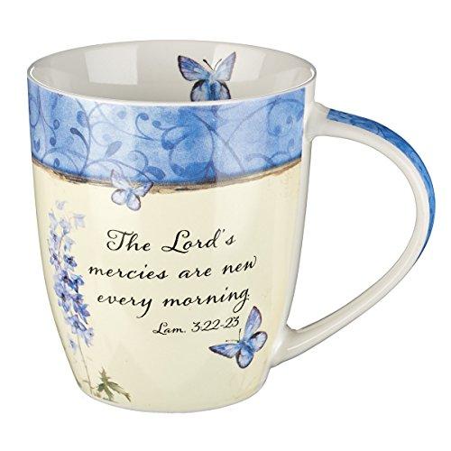 Butterfly Inspirational Mug Lamentations 22 23 product image