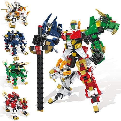 Keu_20 Blocks - Creator Deformation Robot Universe