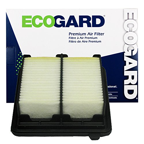 ECOGARD XA6150 Premium Engine Air Filter Fits Honda CR-Z