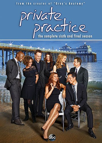 UPC 786936831047, Private Practice: Season 6