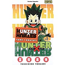 Hunter X Hunter pack 01-03