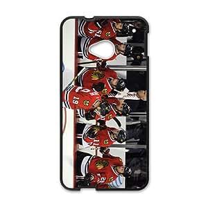 Chicago Blackhawks HTC M7 case