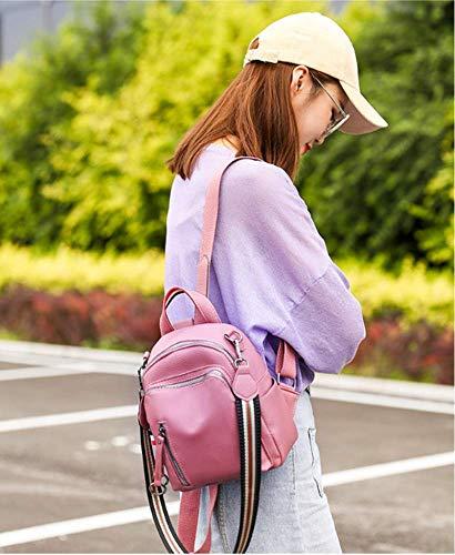Pack Circlefly Multifunzionale Ladies Da Spalla Versione A Zaino Coreana Grande Viaggio Capacità n67ngx8