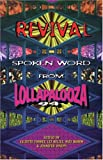 img - for Revival: Spoken Work from Lollapalooza 94 book / textbook / text book