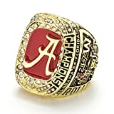 MVPRING 2016 Alabama Crimson Tide - Natinal ChamPionship Ring Size 11