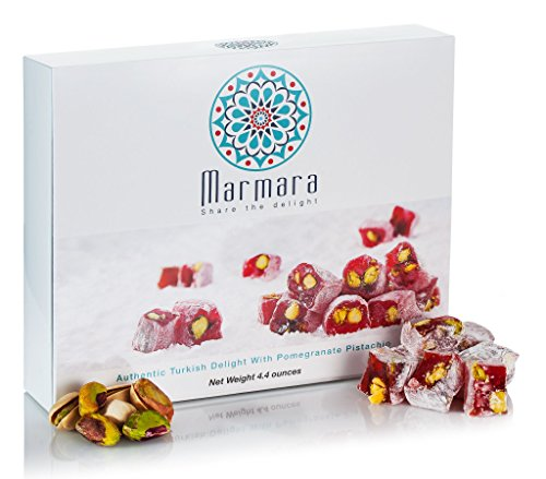 Marmara Authentic Pomegranate Pistachio Confectionery