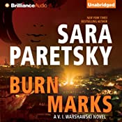 Burn Marks: V. I. Warshawski, Book 6 | Sara Paretsky