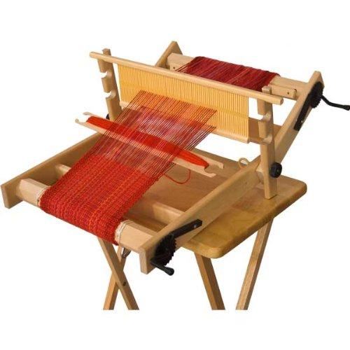 Glimakra Emilia Folding Rigid Heddle Loom, 13''
