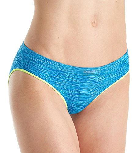 2(X)IST Women's Seamless Bikini, Blue, Medium