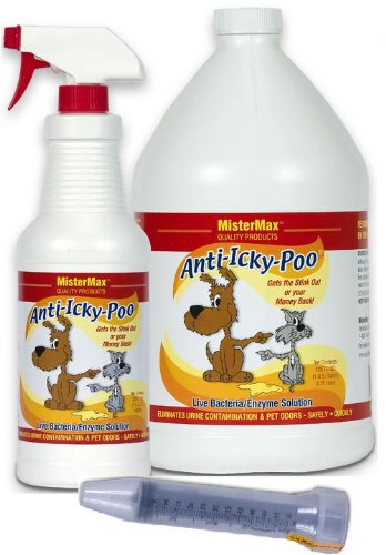 MISTERMAX ANTI ICKY POO STARTER KIT with