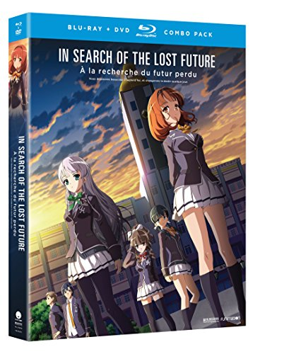 In Search of the Lost Future: Complete Series SUB Only (Blu-ray/DVD Combo)