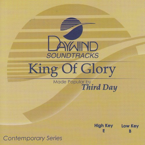 King Of Glory [Accompaniment/Performance Track] (Accompaniment Cd King)