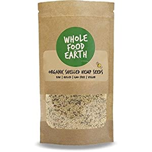 Wholefood Earth – Organic Shelled Hemp Seeds...