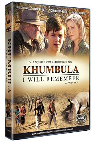 DVD : Khumbula I Will Remember (DVD)