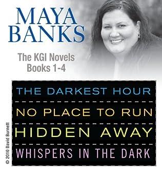 book cover of KGI Novels 1-4