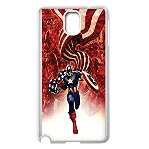 JenneySt Phone CaseSuper Hero Caption American For Samsung Galaxy NOTE4 Case Cover -CASE-6