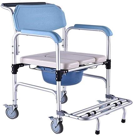 silla ducha personas mayores plegable ruedas