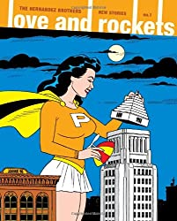 Love and Rockets: New Stories #1 (No. 1)